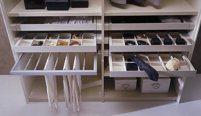 Cabine armadio soave arredamenti torino - Ikea accessori interni per armadi ...